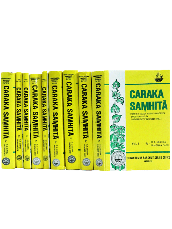 Charka Sanhita (9 Volumes)