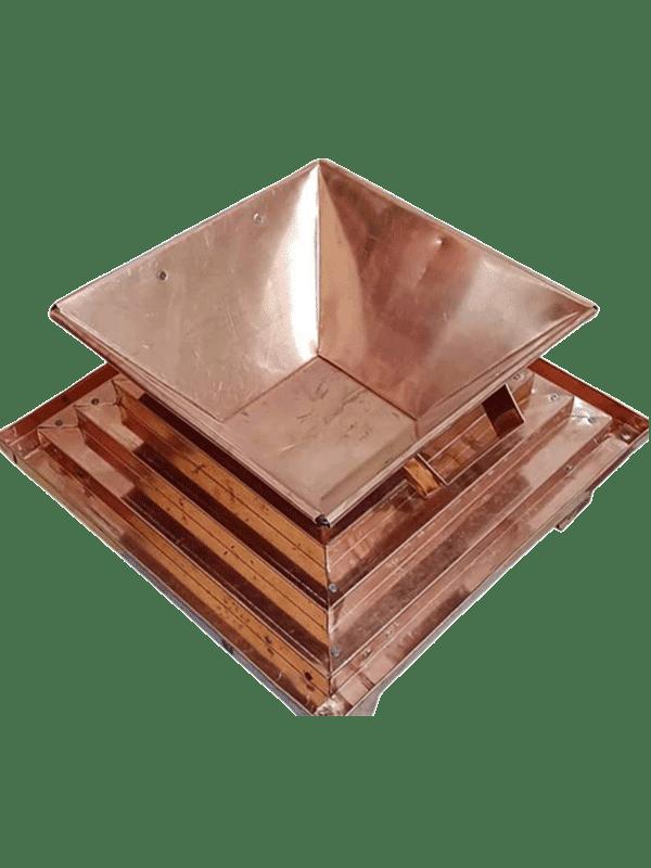 Havan Kund-Copper