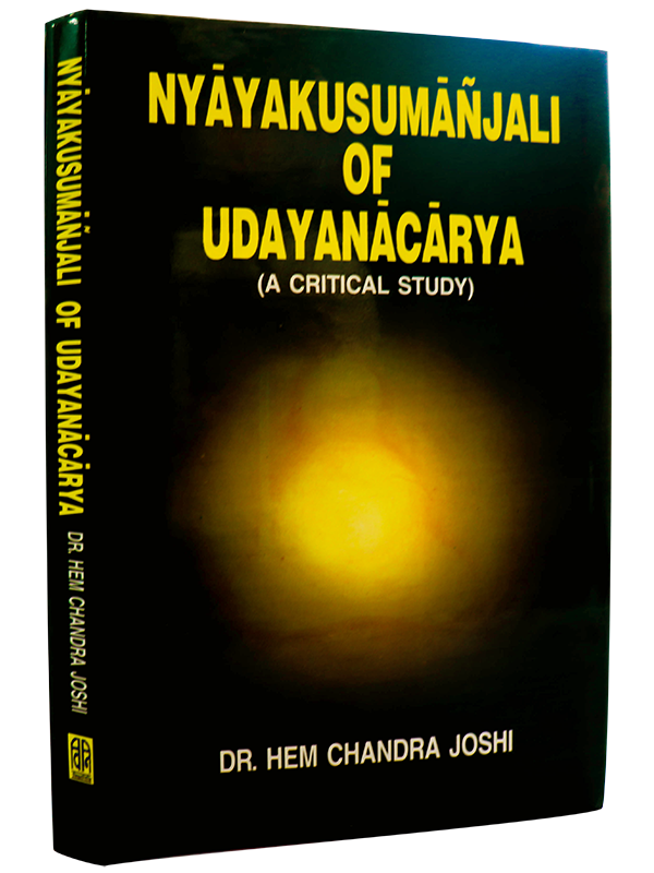 NYAYKUSAMANJALI OF UDAYANACARYA