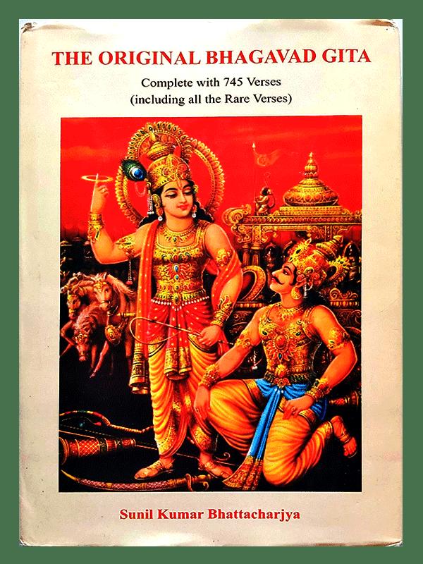 The Original Bhagavad Gita
