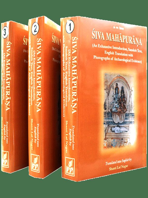 The Siva Mahapurana (Three Volumes)